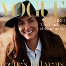 Irish designer Paul Costelloe was less than impressed with Kate Middleton's Vogue cover.