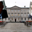 The decision followed a row between Fianna Fáil leader Micheál Martin and Government Chief Whip Regina Doherty.