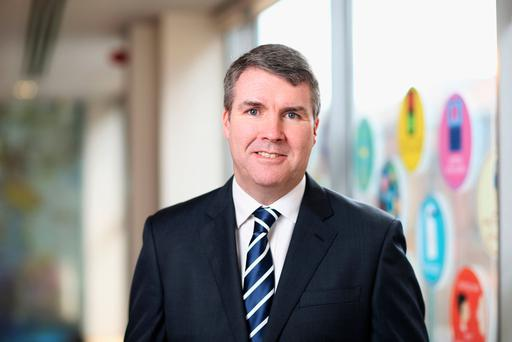 Ombudsman for Children Niall Muldoon Picture: Jason Clarke Photography