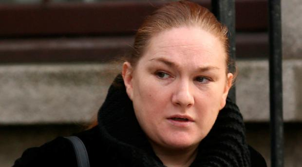 Kate Deegan sued through her mum, Andrea. Pic: Collins Courts