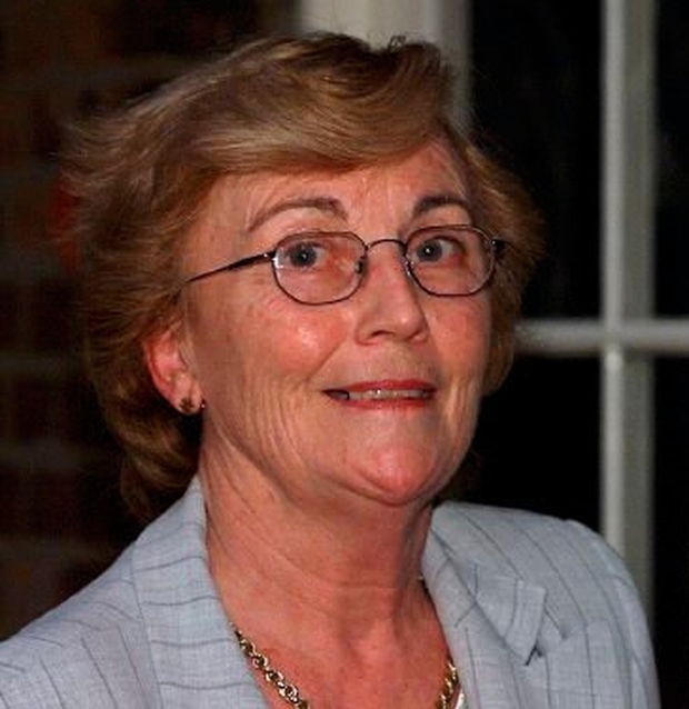 Ann Lenihan pictured in 2001 Picture: Donal Doherty