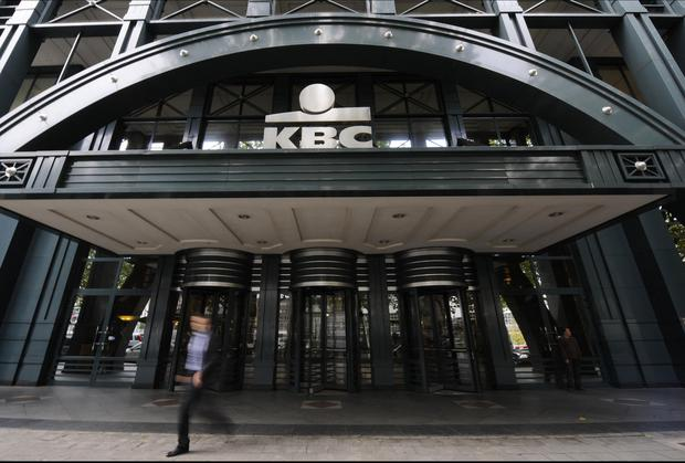 KBC cut its rates for new and existing borrowers in May Photo: AFP