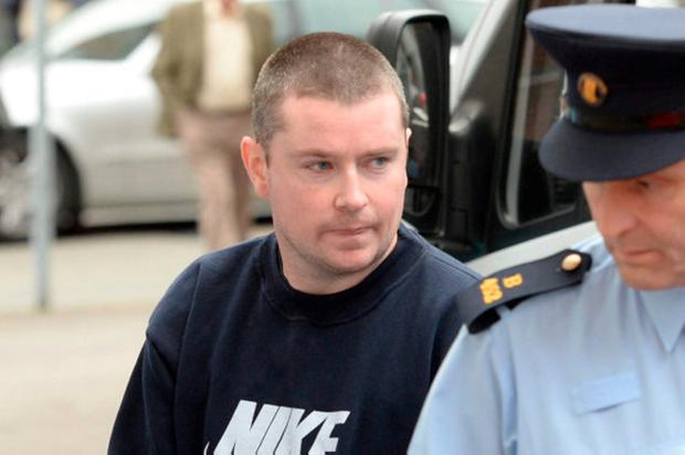 Brian Veale stabbed a fellow inmate through the heart. Pic Michael Mac Sweeney/Cork Courts