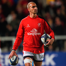 Ruan Pienaar of Ulster. Photo by David Fitzgerald/Sportsfile