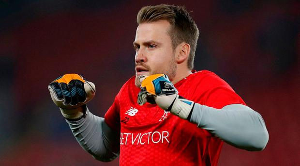 Mignolet: Wants first-team football. Photo: Reuters / Jason Cairnduff