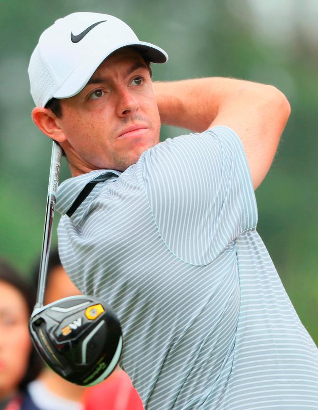 Rory McIlroy. Photo by Andrew Redington/Getty Images