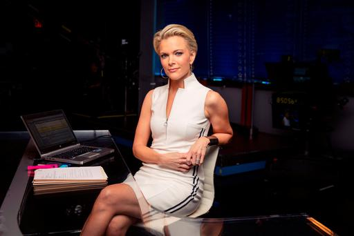 Fox News host Megyn Kelly in the network's studio in New York. Photo: Victoria Will/AP