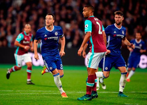 Andre Ayew thanks West Ham fans for providing 'motivation' during thigh injury