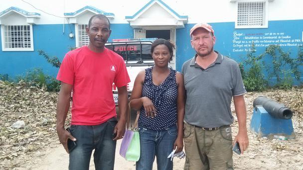Damien Meaney (37) has been working in Haiti with the Haven Partnership for over five years