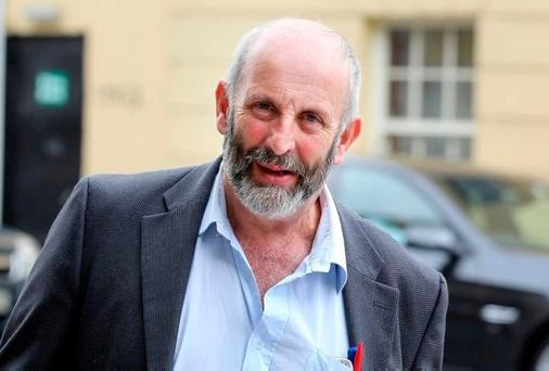 Danny Healy-Rae. Photo: Tom Burke