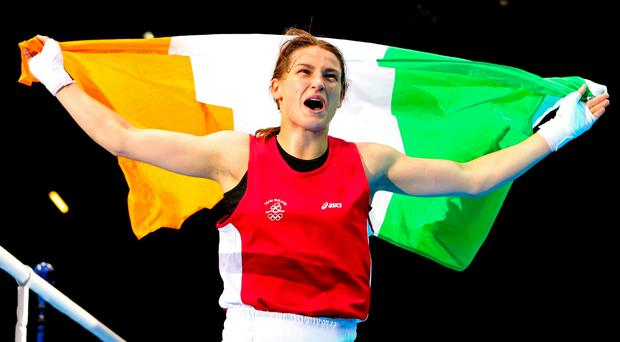 Katie Taylor could fight in the Aviva Stadium next summer