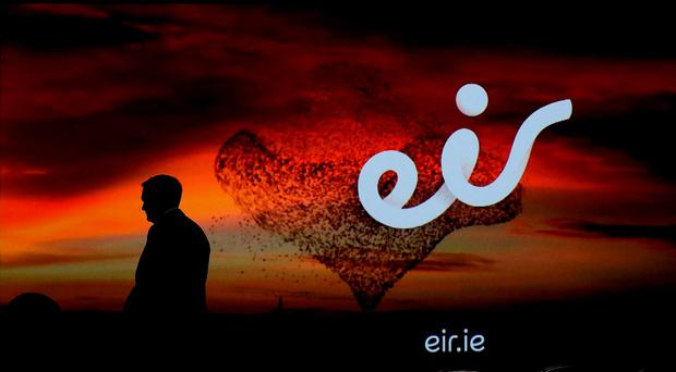 Eir's risk profile has improved over the past few years