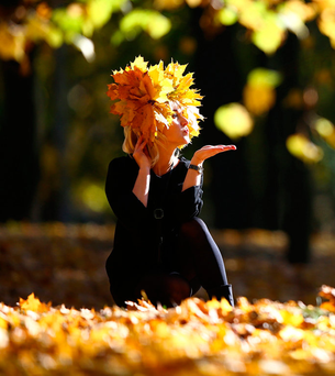 Mild weather for the Bank Holiday but winter is coming Photo: Reuters