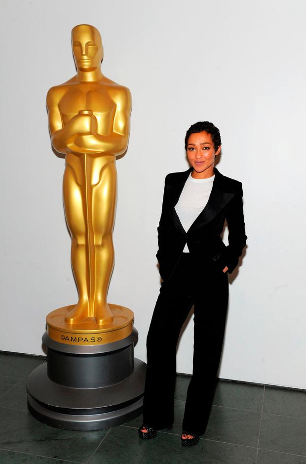 Ruth Negga attends an official Academy Screening of LOVING hosted by The Academy of Motion Picture Arts and Sciences on October 27, 2016 in New York City. (Photo by Craig Barritt/Getty Images for The Academy of Motion Picture Arts and Sciences )