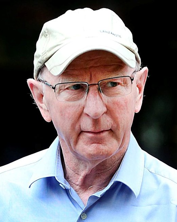 Pat Hickey has stepped aside temporarily as OCI president Photo: Steve Humphreys