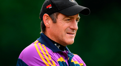 """Dunne insists he knew he """"hadn't a hope"""" when interviewed for the position by a six-man committee he likened to """"looking at a few headstones"""". Photo: Sportsfile"""