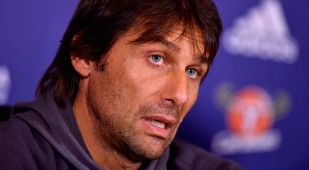 'Conte has not banned any foods for the Chelsea players but has advised them to adopt a healthy and balanced lifestyle as he has.' Photo: Reuters