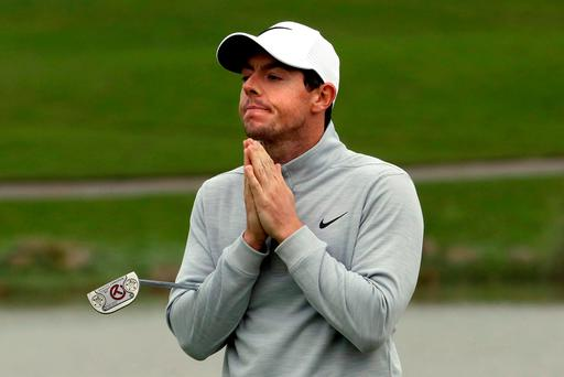 McIlroy pulls out of Turkish Airlines Open