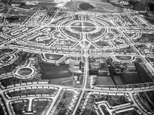 Crumlin Photo: Independent Aerial Photographic Collection