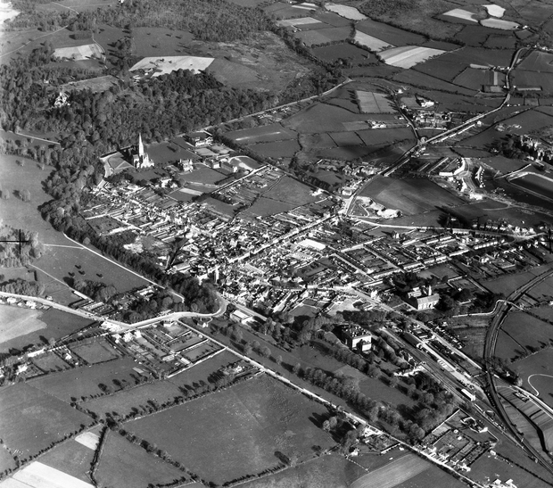 Killarney Photo: Independent Aerial Photographic Collection