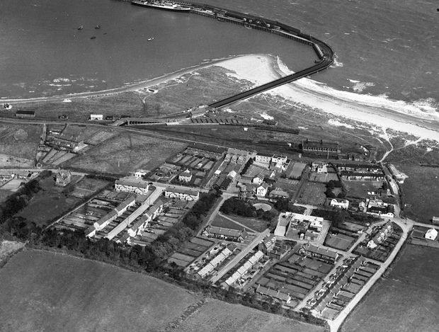 Rosslare Photo: Independent Aerial Photographic Collection