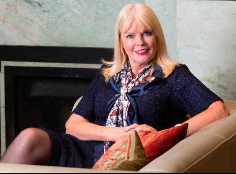 Strong: Mary Mitchell O'Connor doesn't mind what anyone says about her, but prefers they say it to her face Photo: David Conachy