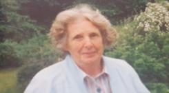 CODE CRACKER: Ruth Isabel Ross worked at Bletchley Park