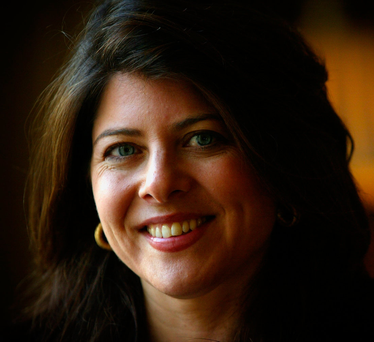 Wise words: Naomi Wolf warned that porn was desensitising and research over the past decade has borne that out Photo: Gerry Mooney