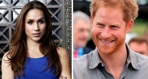 Suits star Meghan Markle linked to Prince Harry