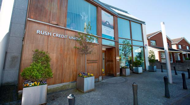 Rush Credit Union where financial irregularities were unearthed. Photo: Mark Condren
