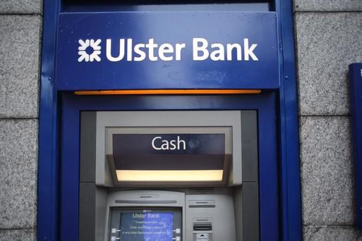 Ulster Bank Ireland has agreed to pay a €3.325m fine to the Central Bank in respect of failures over anti-money laundering (AML) and terrorist financing. (Photo by Tim Clayton/Corbis via Getty Images)