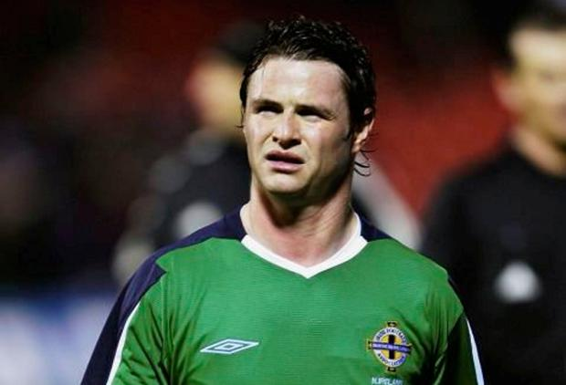 Ex-Northern Ireland international Philip Mulryne has joined the priesthood. Photo by Bryn Lennon/Getty Images