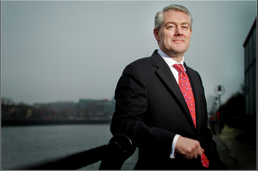 Paul Finnerty former chief executive ABP Food Group. Picture By David Conachy