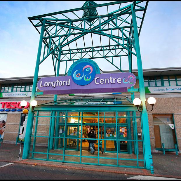 Longford Shopping Centre Pic Steve Humphreys
