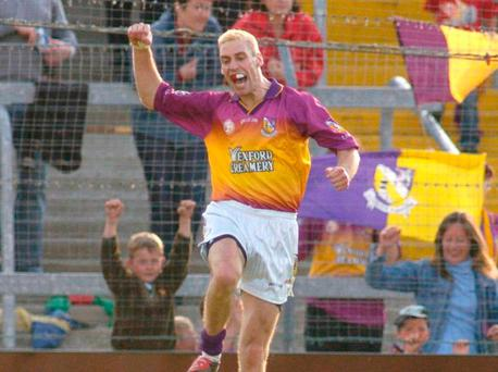 Mattie Forde is Wexford's only All-Star footballer. Photo: Matt Browne / Sportsfile