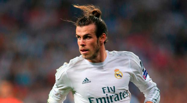 Gareth Bale is fast becomming Real Madrid pin-up boy. Photo: Nick Potts/PA Wire