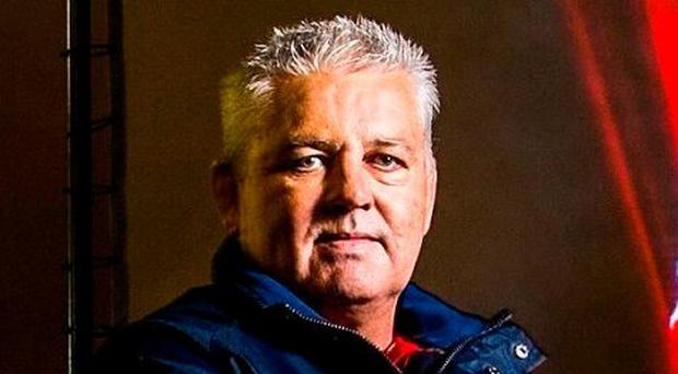 British & Irish Lions head coach Warren Gatland. Photo: Synergy PR/Canterbury/PA Wire