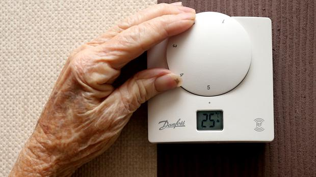 PENSIONERS living alone are at risk, according to a leading charity
