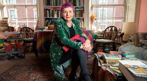 Mary Kenny, writer and author. Photo: Tony Gavin