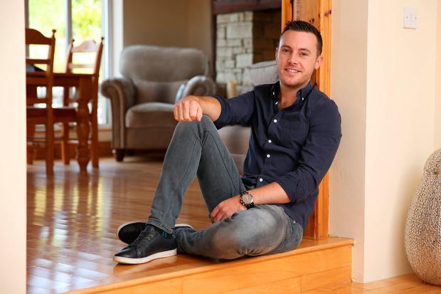 Nathan Carter says he never looks at Twitter due to negative comments in the past. Photo: Fran Veale