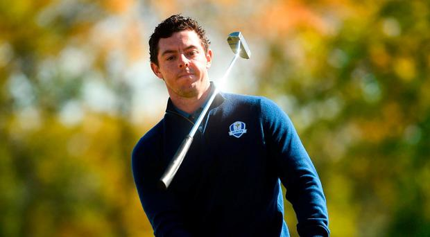 Rory McIlroy. Photo: Ramsey Cardy/Sportsfile
