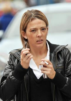 Mary Williamson at Cork Circuit Criminal Court Picture: Cork Courts Limited