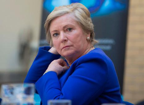 Justice Minister Frances Fitzgerald. Photo: Gareth Chaney Collins