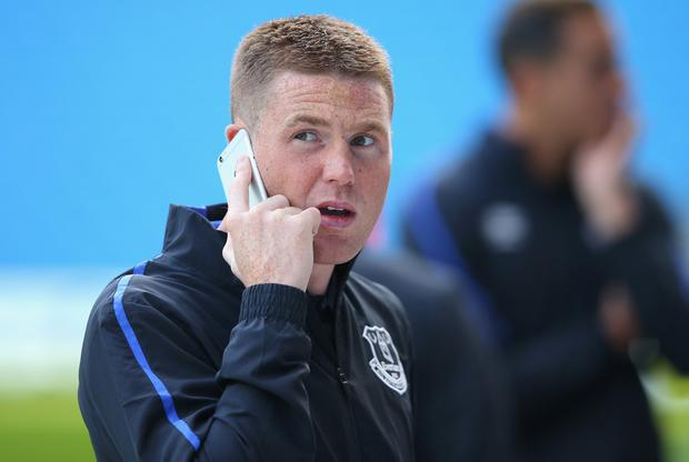 James McCarthy is a doubt for Saturday week's game in Austria with a fresh hamstring issue, although O'Neill has included the player in his provisional panel. Photo by Alex Livesey/Getty Images