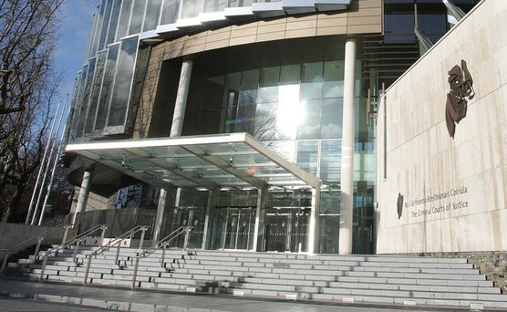 Dublin Circuit Criminal Court (Stock photo)