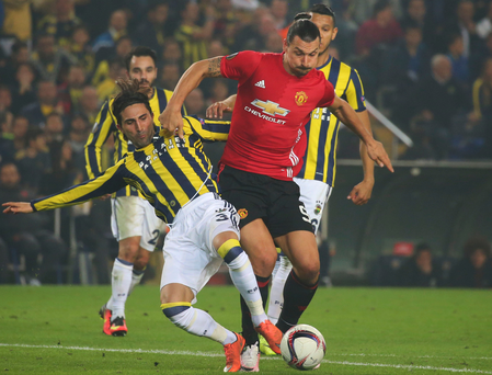 Europa League: Mourinho slams Mkhitaryan after Manchester United defeat