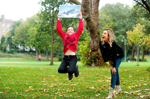 Pippa O'Connor Announces Winners of Centra #LiveToday Photo Competition