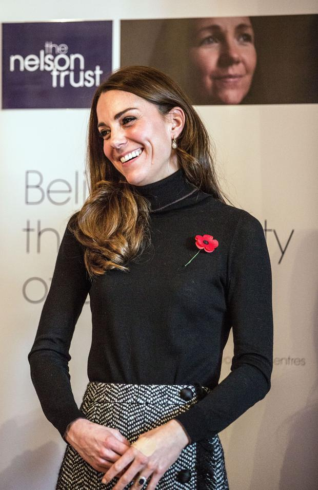 Kate Middleton will be the subject of a new BBC drama. Photo credit: Richard Pohle/The Times/PA Wire