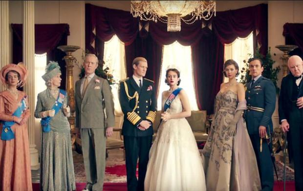 Image: The Crown/Netflix
