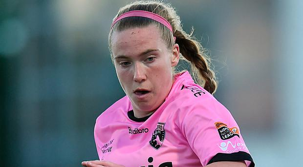 Wexford Youths' Claire O'Riordan. Photo: Sportsfile